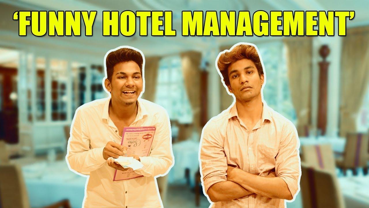 Funny Hotel Management Warangal Diaries Youtube