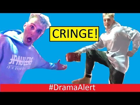 Jake Paul vs Deji (FOOTAGE) #DramaAlert RiceGum BANNED! Logan Paul Saved by YouTube CEO! KSI