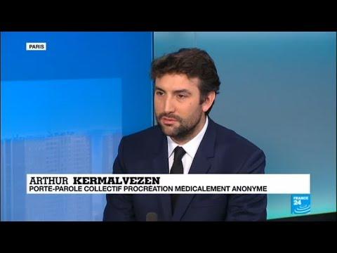 PMA : comment Arthur Kermalvezen a identifié son père biologique ?