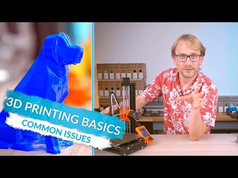 3D printing disadvantages