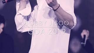 Bobby Jisoo at GDA 2019