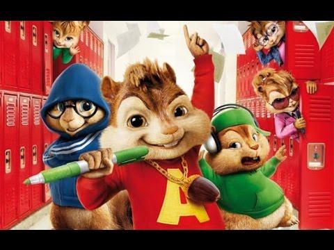Alvin y las ardillas 2 (Trailer español) - YouTube