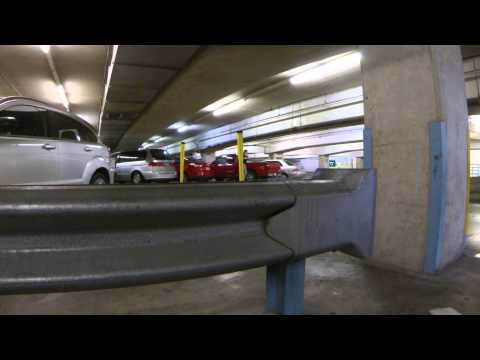 Public Parking Garage under Arizona Superior Courthouse, Tucson, AZ, 1 December 2014, GOPR7501
