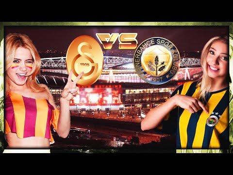 Fenerbahçe Galatasaray Derbisini Londralılara Sorduk !!!