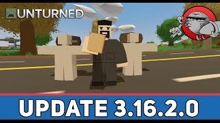 Unturned - Манекены (Обновление 3.16.2.0)