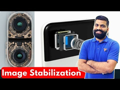 EIS & OIS - Image Stabilization Explained