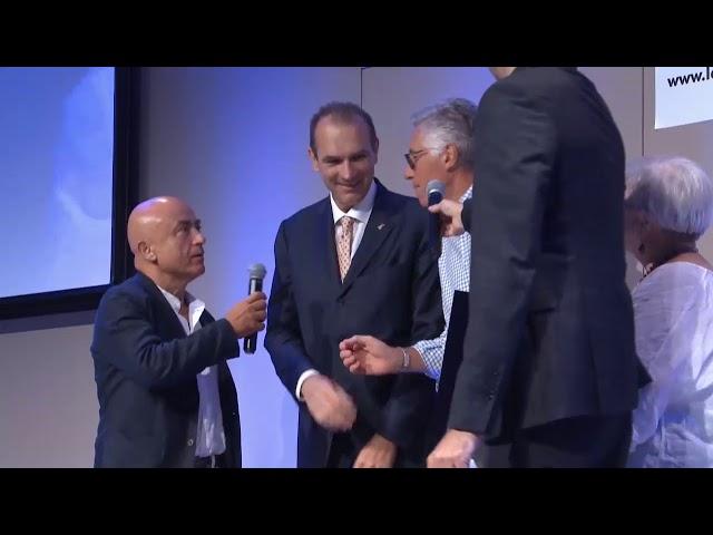 19-07-2018: Premio Adelio Pistelli a Lorenzo Dallari