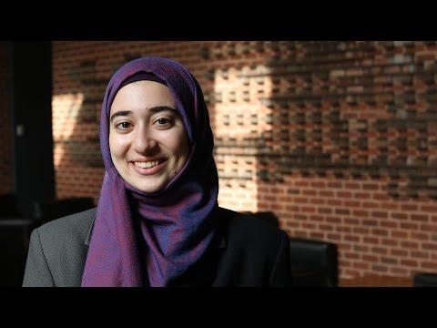 Maryam Al-Dabbagh LLM '16 on how NYU Law's NYC location offered an internship advantage