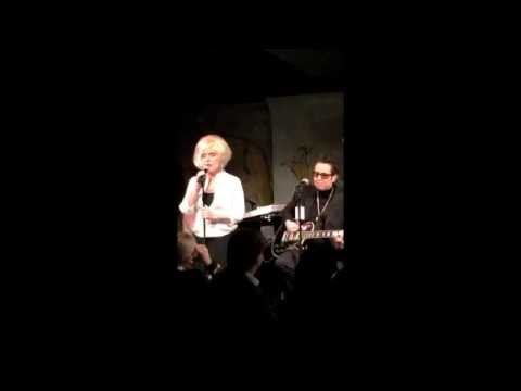 needless to say - debbie harry & barb morrison at the carlyle