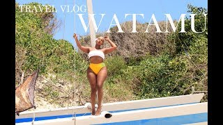 Travel Vlog: WATAMU TEMPLE POINT | JOY KENDI |