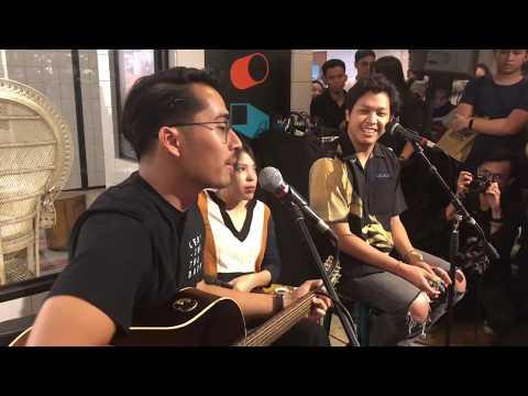 Hindia & Lomba Sihir - Secukupnya (Acoustic Live at The Goods Dept., Jakarta 04/02/2020)