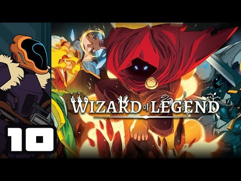 Let's Play Wizard of Legend - PC Gameplay Part 10 - Fireman
