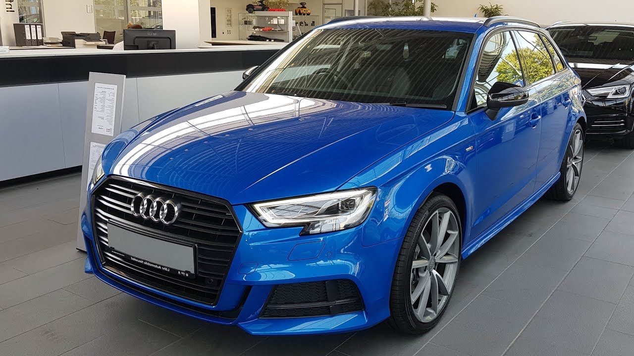 2018 Audi A3 Sportback Sport 15 Tfsi S Tronic Audiview Youtube