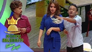 Ceu Ting Ting Dimusuhi Wendy Cagur dan Vega - Komix Selebriti (19/5)