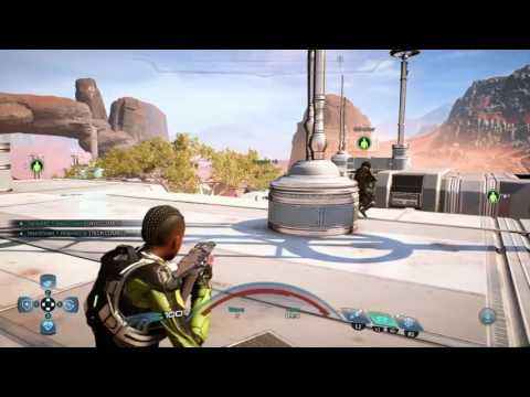 Apex Mission: Retake An Occupied Facility Human Engineer X Build and Gameplay