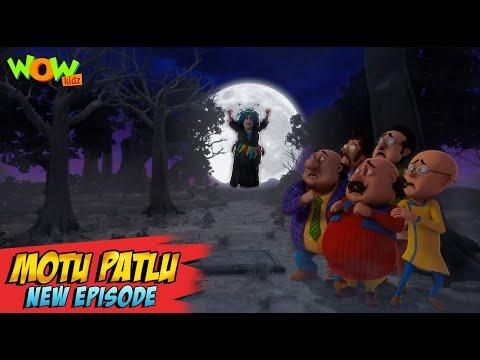 Download Motu Patlu New Episodes 2021 | Black Forest | Funny Stories | Wow Kidz