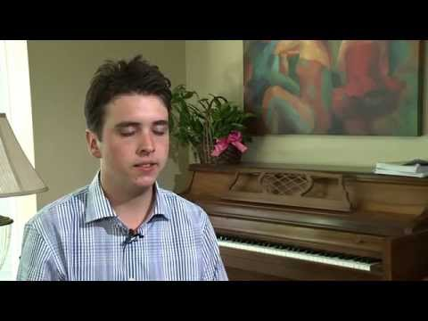 AUTISTIC TEEN ACCEPTED TO PRESTIGIOUS MUSIC SCHOOL