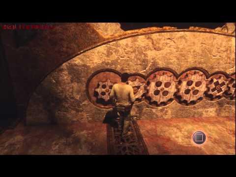 Uncharted 3 | Capítulo 11 Arriba igual que abajo (1/2) | Español | Guia / Walkthrough