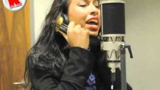 Melanie Fiona - Killing Me Softly - Radio Hamburg