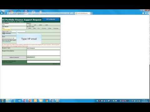 Portfolio Finance Support
