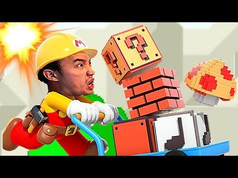 NE TE FAIS PAS AVOIR POLO ! | Super Mario Maker #94