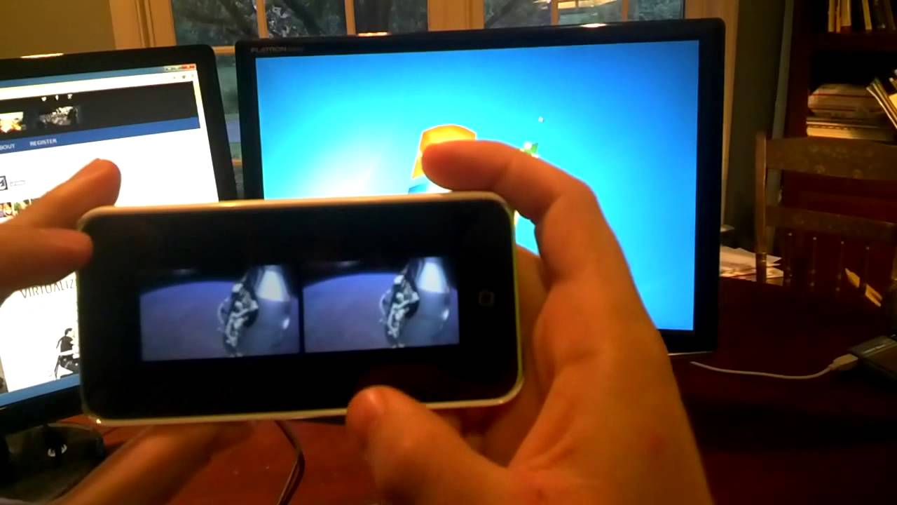 26c0ff6f259d First Look  Homido App – Virtual reality video on iOS and Android - YouTube