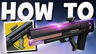 Destiny 2 - HOW TO GET