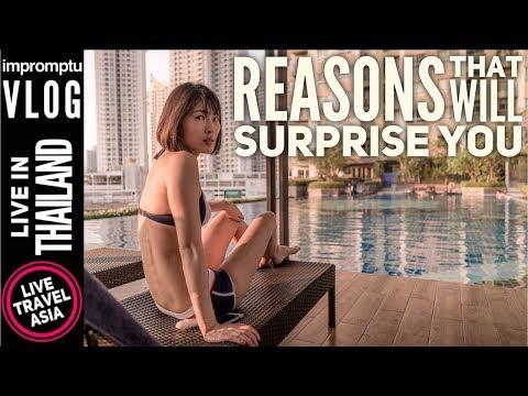 Top Reasons You Should Live in Bangkok Thailand