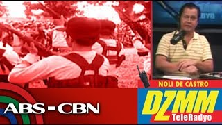 DZMM TeleRadyo: Oust-Duterte plot moved to December, says military