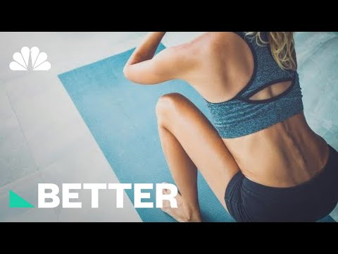 An Easy Glute Workout To Lift And Firm Your Butt | Better | NBC News