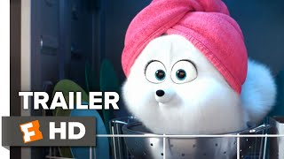 The Secret Life of Pets 2 Trailer (2019) | 'Gidget' | Movieclips Trailers - yt to mp4