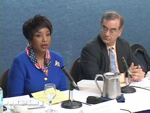 (Carol Swain - Part I of II) Panel: Immigration and the SPLC