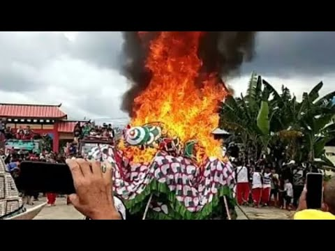Tradisi Bakar Naga 2020 Kubu Raya Kalimantan barat