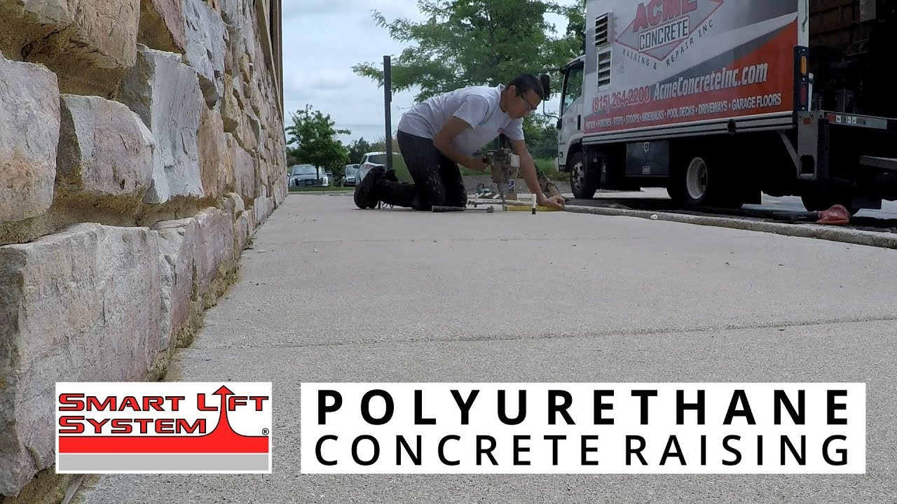 Raising Concrete At Sushi Station In Elgin Il Youtube On the street of north randall road and street number is 2486. youtube