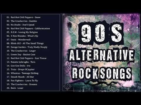 Best Of 90's Alternative Rock - 90's Alternative rock Playlist