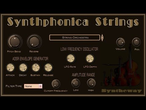 Syntheway Virtual Brass Vst Plugin Hammond B3 Organ Vst