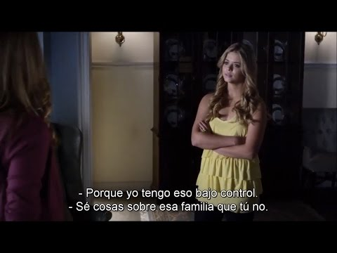"Pretty Little Liars - Alison DiLaurentis Flashback SUBTITULADO 4x24 ""A"" is For Answers"