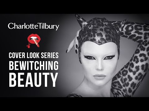 Halloween Makeup Tutorial: Kate Moss for ID Magazine | Charlotte Tilbury