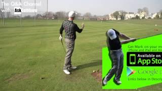 Golf Swing Takeaway Tip AskGolfGuru