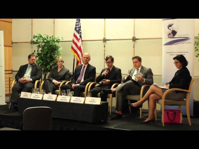 WITA TPP Series: IP in a 21st Century Agreement-Q&A Part 1 3/17/16