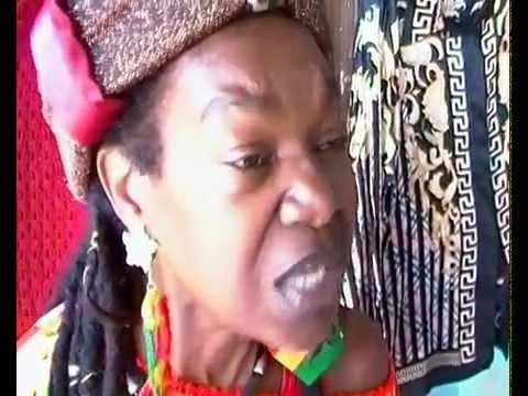 EMPRESS CONSCIOUS JAMAICAN RASTA POET : POVERTY