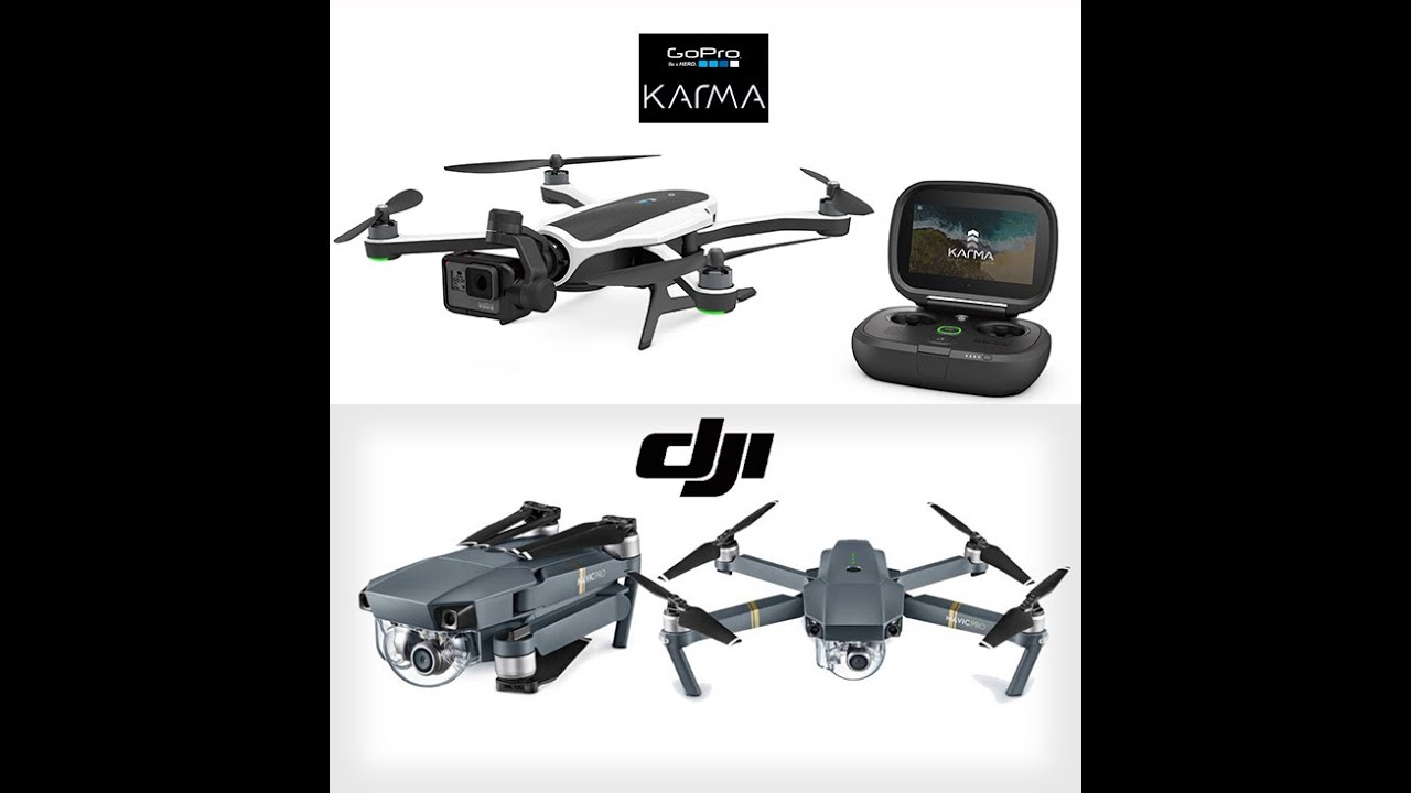 drone terbaru dari gopro and dji gopro karma and mavic
