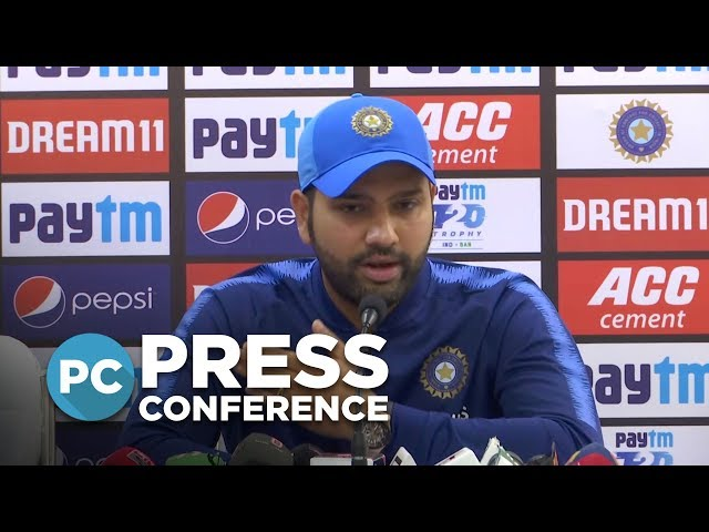 Best time for us to try out young players - Rohit