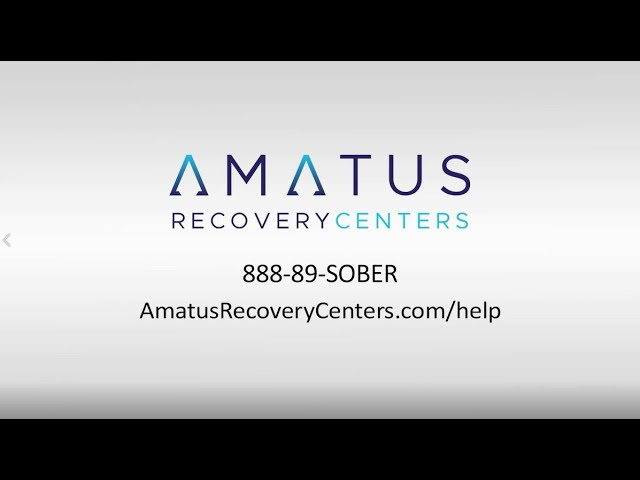 Amatus Recovery Centers - Straight Talk on Opiates
