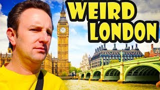 10 Weird Things to Do in London