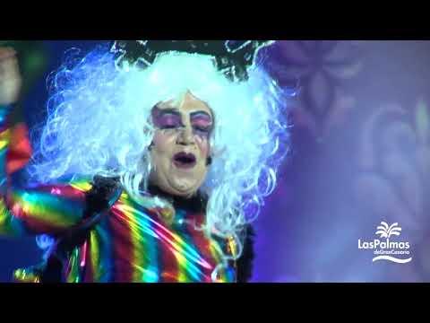 Concurso de disfraces del Carnaval de Las Palmas de Gran Canaria 2018