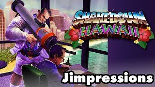 Shakedown: Hawaii - Capitalist Simulator (Jimpressions) (Video Game Video Review)