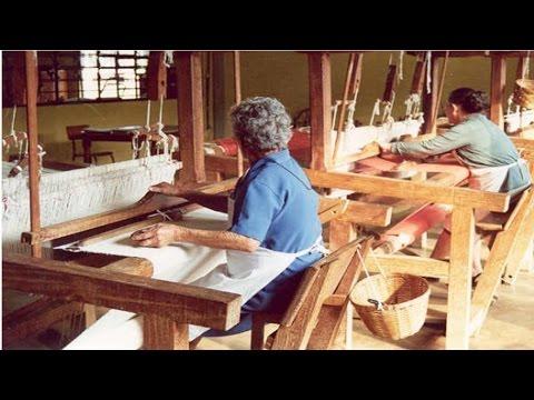 Curso de Tecelagem Manual - Acabamento das Peças
