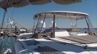 2014 Lagoon 450 3 cabin owner's version sail catamaran Jasmine City