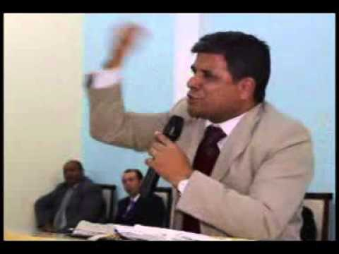 Pastor -  Glaydon Marcio Rodrigues